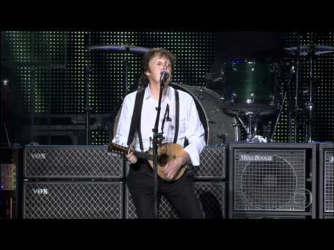 PAUL MCCARTNEY - Dance Tonight (Sao Paulo, Brazil) 2010