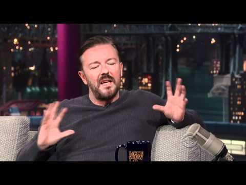 Ricky Gervais 09. April, 2012