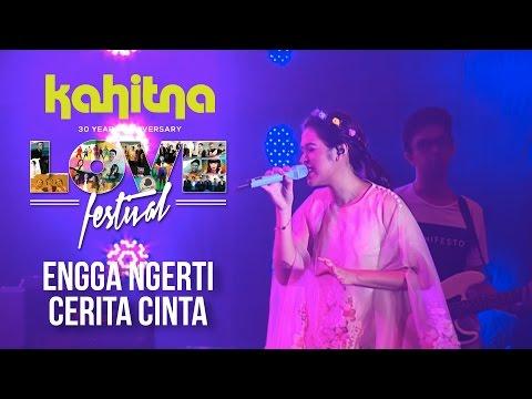 Raisa - Engga Ngerti -mash Up With- Cerita Cinta | (Kahitna Love Festival Concert)