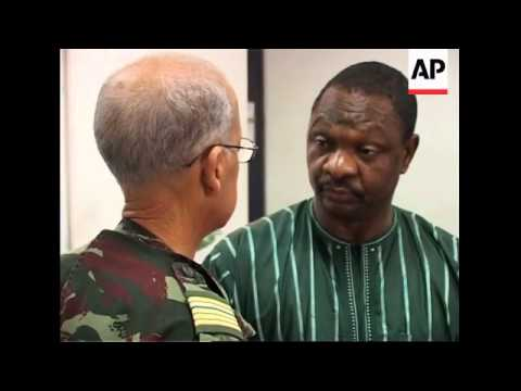 UN peacekeepers confined to base after allegations of sexual abuse