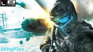 PSP - Tom Clancy's Ghost Recon Advanced Warfighter 2  - LongPlay [4K]