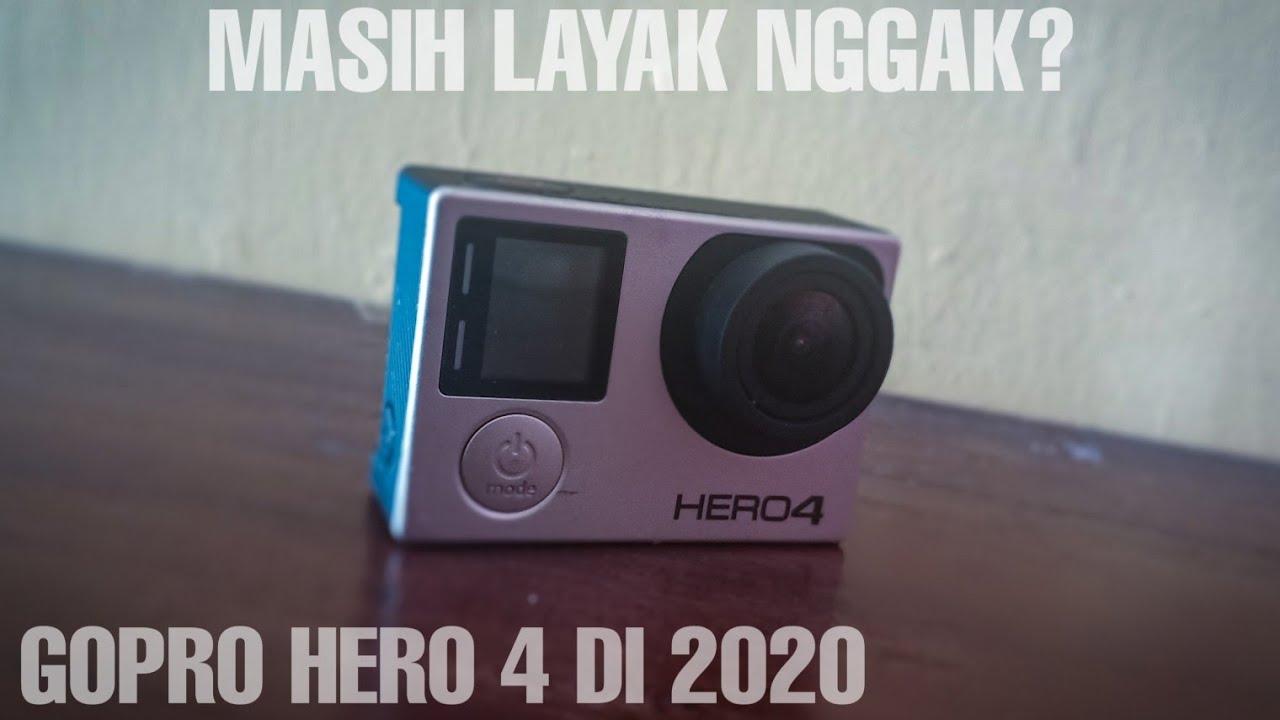 REVIEW GOPRO HERO 4 SILVER Ditahun 2020 LAYAK NGGAK SIH?//Tech.ID