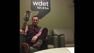 Matthew Milia - Attention Students (Live at WDET)