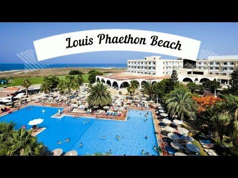 Обзор отеля  Louis Imperial Beach. Кипр. Пафос