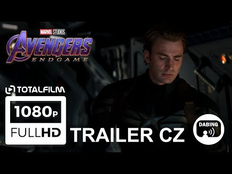 Avengers: Endgame (2019) CZ dabing HD trailer
