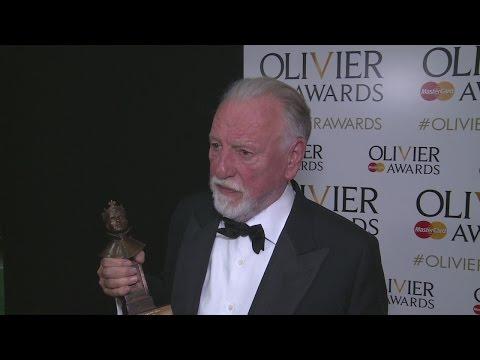 Olivier Awards: Kenneth Cranham takes home Best Actor Award