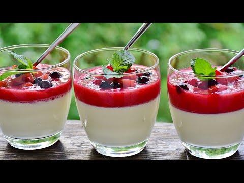 Классический Рецепт Панакоты