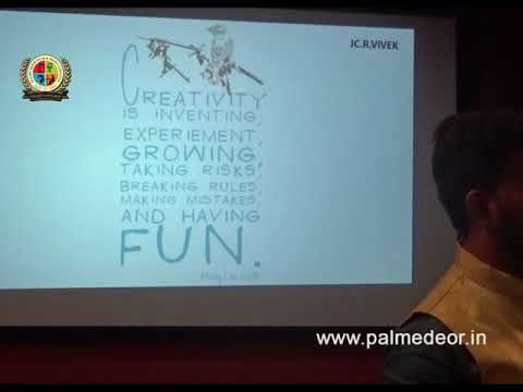 PALMEDEOR FILM & MEDIA COLLEGE-DAILY ACTIVITIES: GUEST LECTURING SESSION (09NOV2017-PART-2)