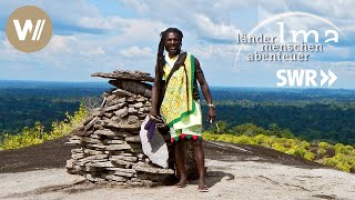 Suriname | Dschungeldoktor trifft Schamane -  Länder Menschen Abenteuer HD 1080p (SWR)