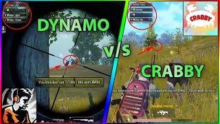 Dynamo V/S Crabby || Sad Ending😢 || Highlight #5