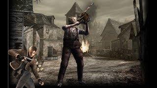 Resident Evil 4 Part 1 Enfrentando o Mal Da Serra Elétrica