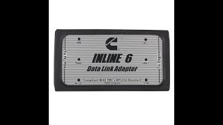 cummins inline  6 connect to ECM