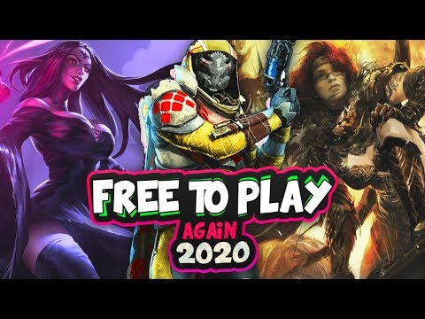 "🧐 Top Ten ""Free To Play"" Again 2020 