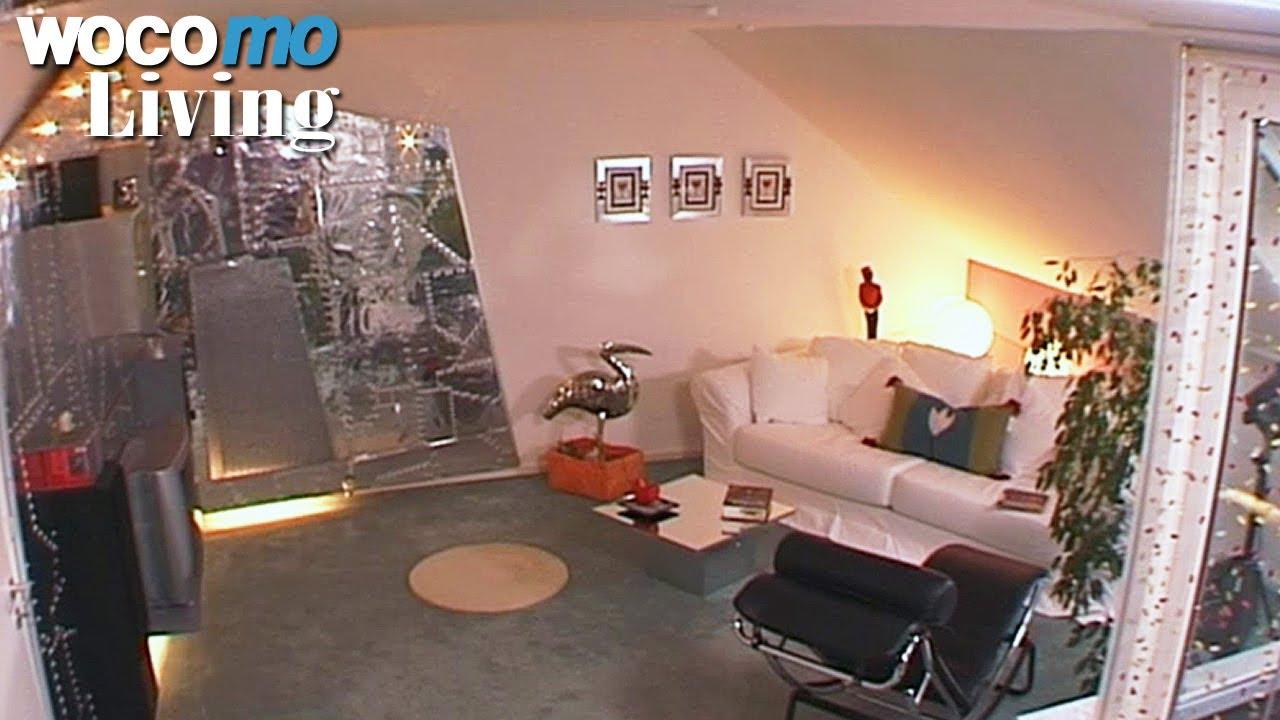originale dekoration f rs wohnzimmer tapetenwechsel br staffel 5 folge 6 youtube. Black Bedroom Furniture Sets. Home Design Ideas