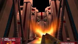 Quake III Team Arena Demo: One Flag CTF