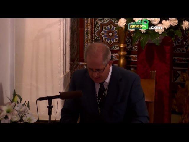 Alfonso Melo pronuncia el domingo la XXXV Exaltación de la Semana Santa de Gines