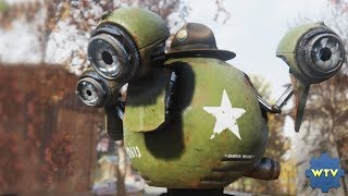 Camp McClintock - Joining The US Army | Fallout 76
