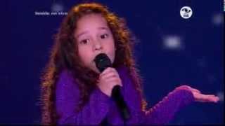 María Juliana cantó Chiquitita – LVK Col – Audiciones a ciegas - Cap 4 – T2