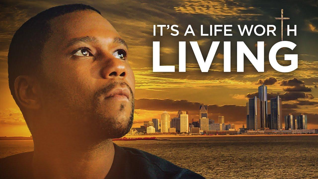 It's A Life Worth Living (2020) | Full Movie | Daniel Jeffries | Angela  Roberts Johnson - YouTube