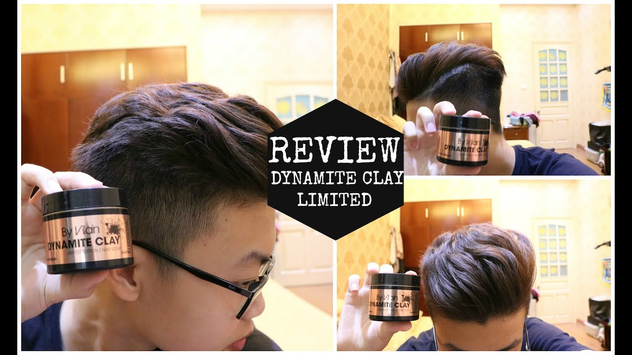A Review of By Vilain Dynamite Clay