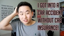 Why I Drive Without Car Insurance! | My First Accident | Storytime With David