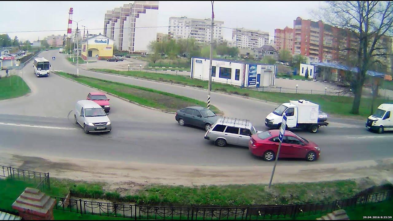 ДТП в Серпухове. Отрихтовал крыло... 29 апреля 2016г.