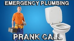 Emergency Plumbing Prank