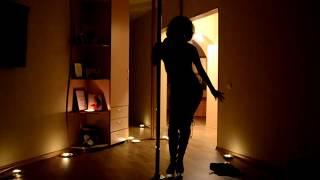 Exotic Pole Dance ♥ Домашняя импровизация