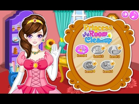 Princess Room Cleanup Android Ios Free Game Gameplay