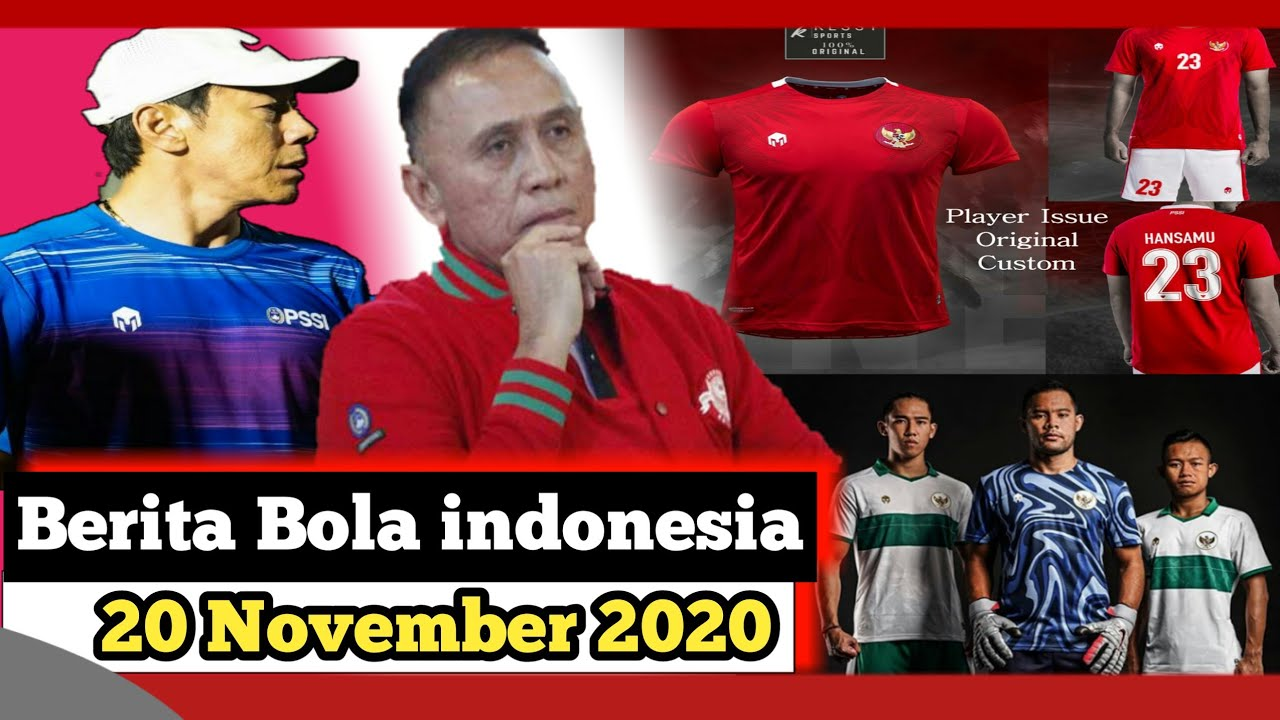 Bangga 🇲🇨 Jersey Timnas Indonesia Buatan Lokal Diminati Klub Kroasia 🔴 Berita Timnas indonesia