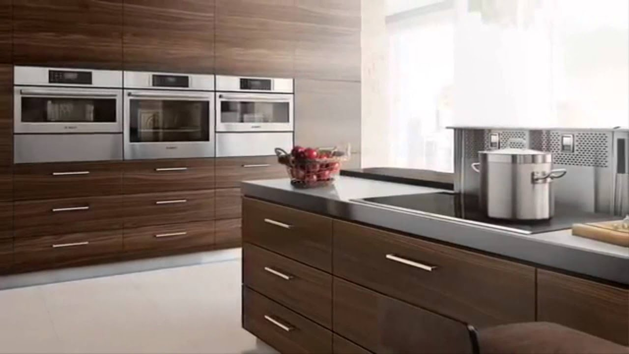 lovely Best Company For Kitchen Appliances #9: Bosch Kitchen Appliances | Bosch Home Appliances | Bosch Appliances | Bosch  Benchmark - YouTube