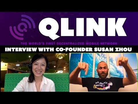 Qlink Rebranding QLC Chain - Interview with COO Susan Zhou