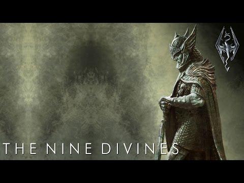 The Elder Scrolls Lore - The Nine Divines and Nirn