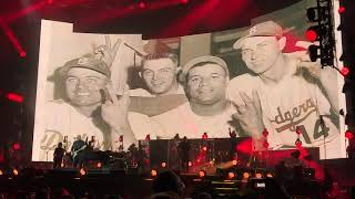 Billy Joel - We Didn't Start the Fire - Wembley Stadium June 2019