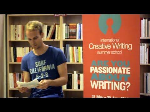 International Creative Writing Summer School