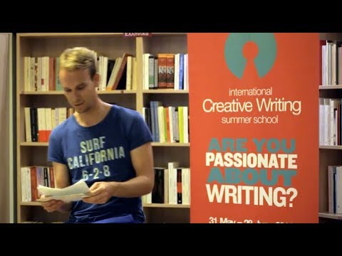 creative writing summer courses
