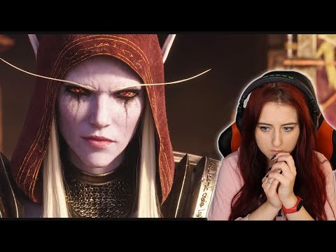 РЕАКЦИЯ на конец ВОЕННОЙ КОМПАНИИ в World Of Warcraft 8.2.5! [СПОЙЛЕРЫ]