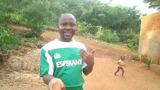 Futbala afrika esperanta teamo