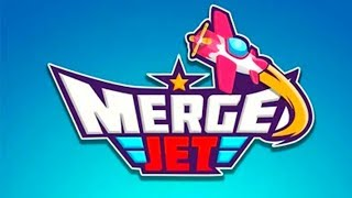 Merge All Jets: Game Merge Planes Idle Tycoon - Android Gameplay HD