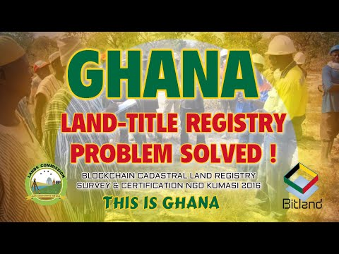 This is Ghana | Property Rights Problems Ghana Real Estate Development Solved !