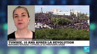 Tunisie : 10 ans après la révolution, une jeunesse entre désarroi et résilience