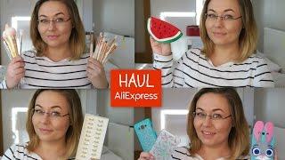 HAUL AliExpress [OnTheLineWithAlex]