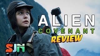 Alien: covenant movie review