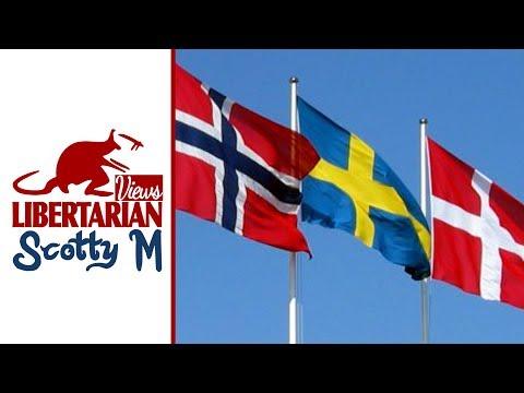 Scandinavian Countries: Democratic Socialism Fallacy