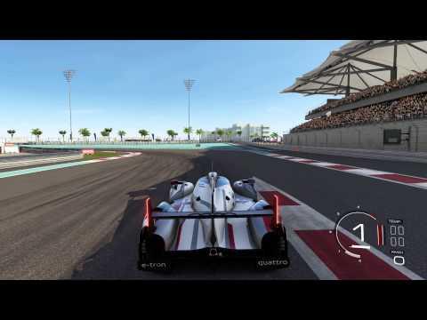 Forza Motorsport 5 Audi #1 Team Joest R18 e-tron quattro Gameplay HD 1080p