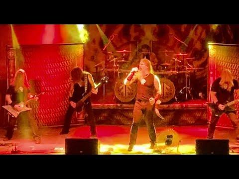Amon Amarth Concert 01 03 2020 Full Show At Complexo Armazem