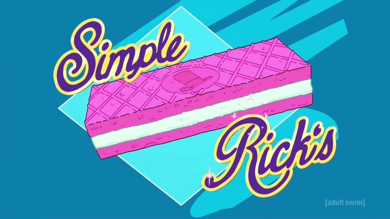 Rick and Morty Season 3 | Simple Rick's Wafers