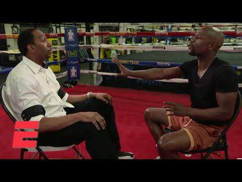 Thumbnail: (FULL INTERVIEW) Stephen A. Smith Sits Down With Floyd Mayweather One-On-One | ESPN