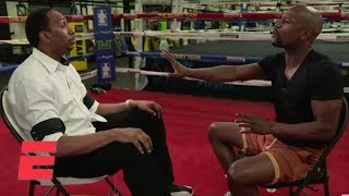 Download Stephen A. Smith sits down with Floyd Mayweather 1-on-1 [FULL]   ESPN Mp3 and Videos
