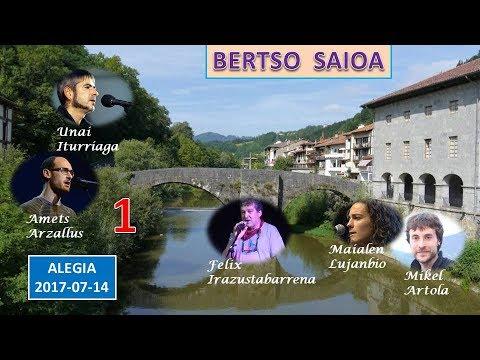 'Bertso-saioa' (1) (Alegia, 2017-07-14) (40'40)